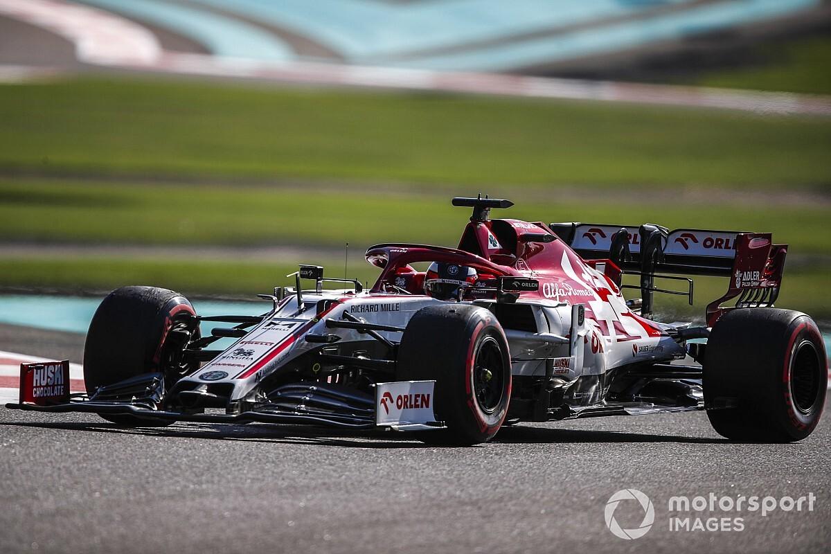 Alfa Romeo: Gevolgen budgetplafond F1 pas in 2023 merkbaar
