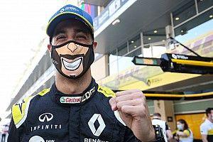 Ricciardo Akhiri Karier bersama Renault dengan Sempurna