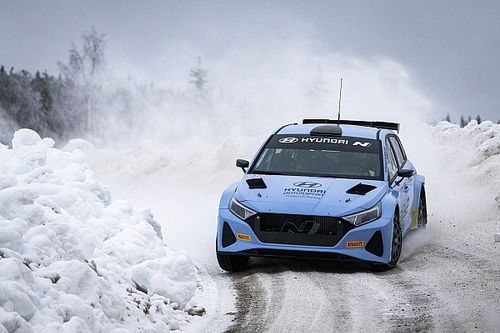 Breen dan Solberg Bantu Pengembangan Hyundai i20 N Rally2