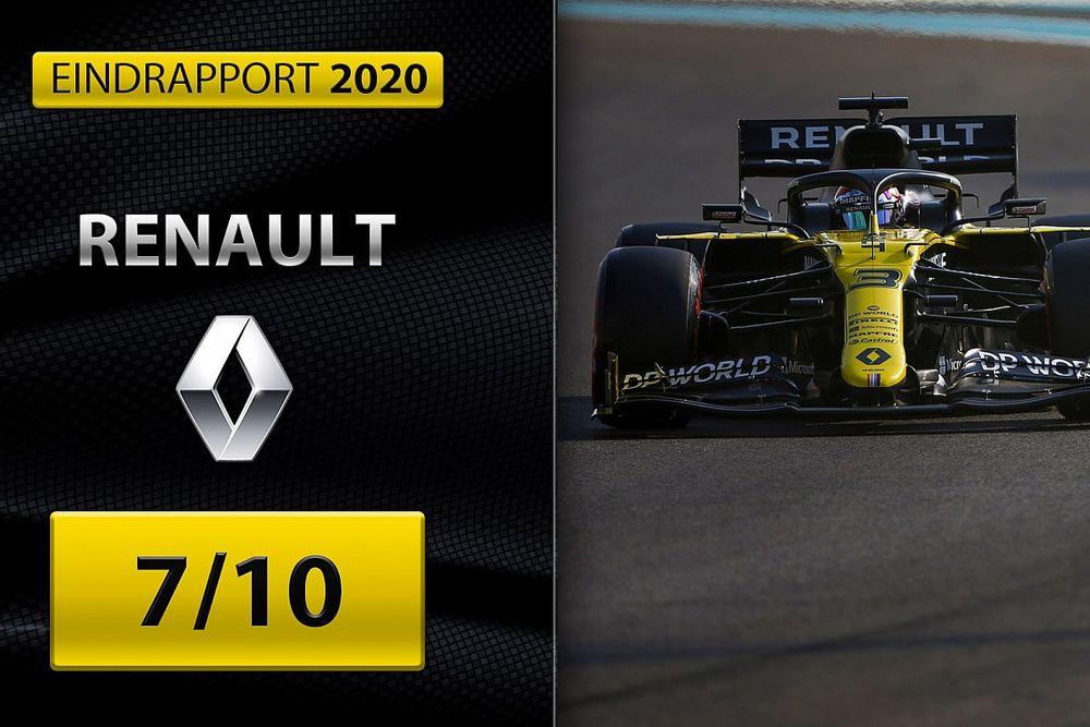 Eindrapport Renault: Een nieuwe stap vooruit in 2020