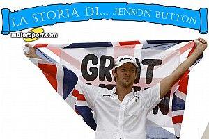 La storia di... Jenson Button
