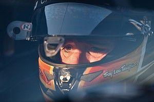 "Jimmie Johnson ""sensing"" his IndyCar in final preseason test"
