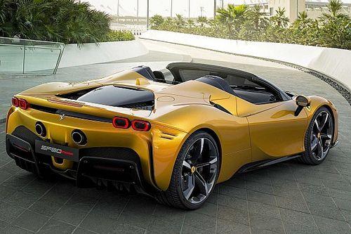 SF90 Stradale: el nuevo Ferrari descapotable