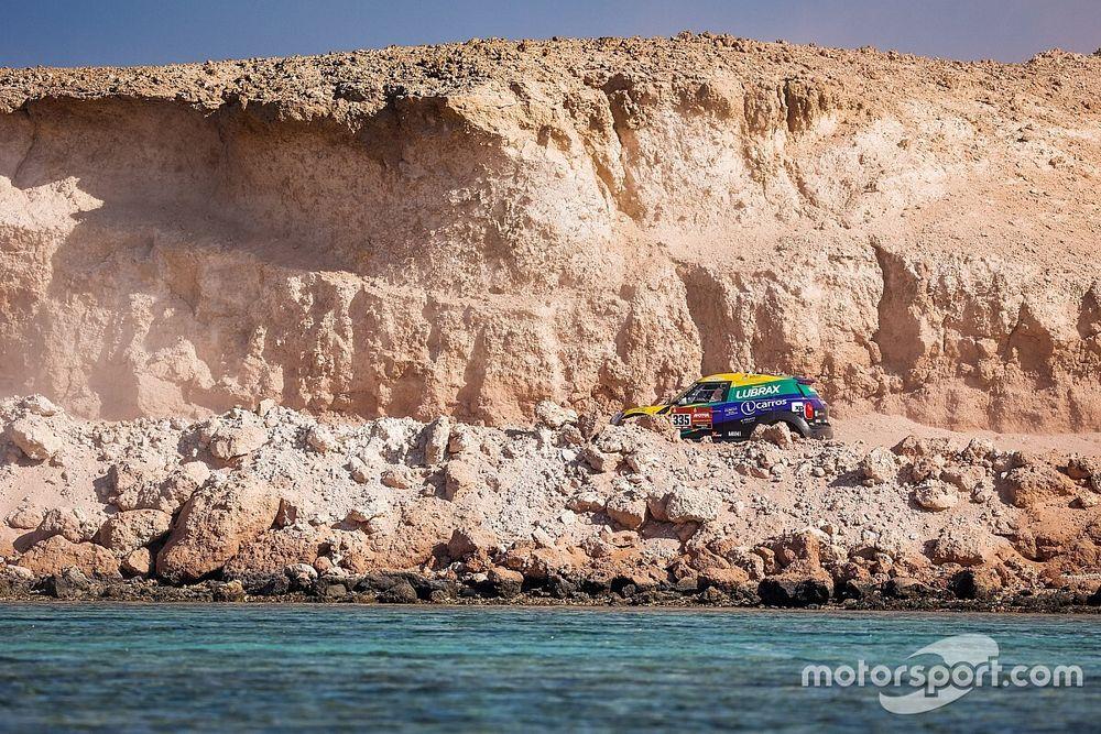 Dakar: Spinelli e Haddad voltam ao top-15 geral após etapa à beira do Mar Vermelho