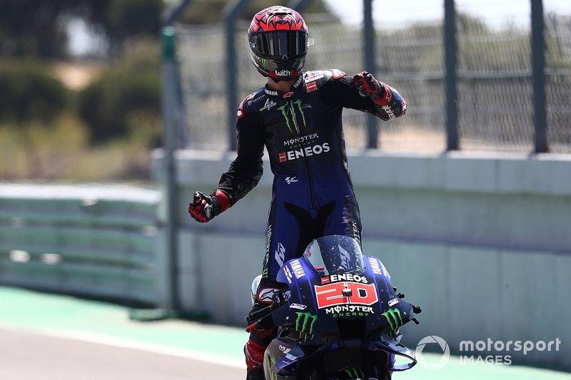 MotoGP: Quartararo 'se sente como em 2019' após vitória em Portimão