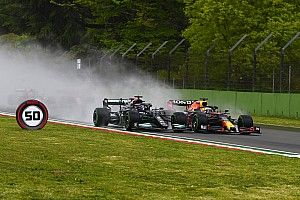 How Verstappen and Hamilton's Imola clash sets the tone for F1's 2021 title fight