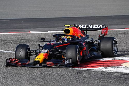 """Wat zegt testoptreden van Red Bull? """"In ieder geval positief begin"""""""