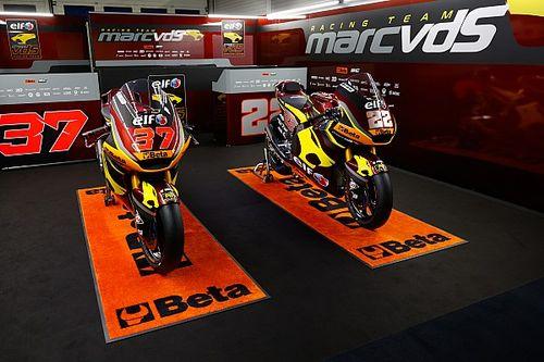 Galeri: Livery Anyar Marc VDS untuk Moto2 2021