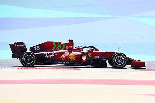 Ferrari Kini Makin Termotivasi untuk Bangkit
