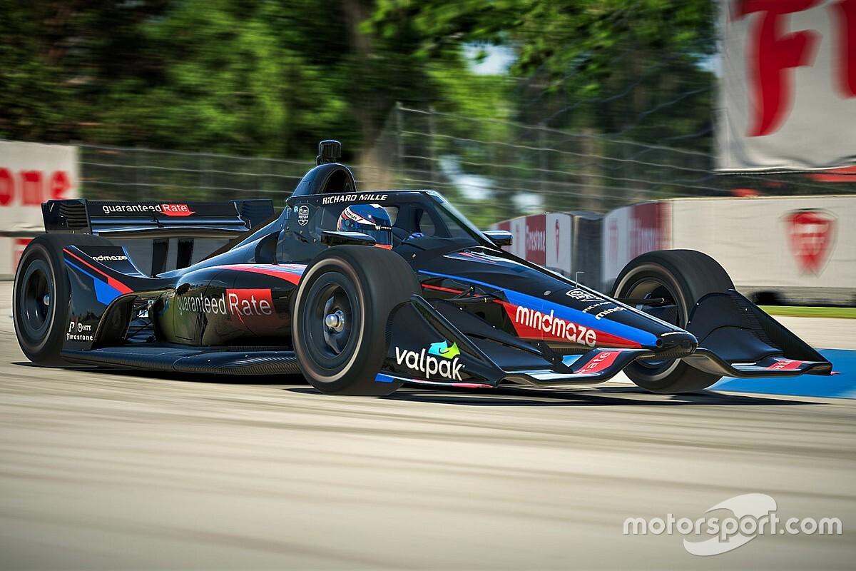 Grosjean, IndyCar'a geçmesine rağmen F1 yedek pilotluğuna açık
