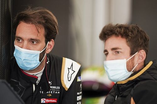 Vergne opted not to compete in Extreme E as he 'could not fight for wins'