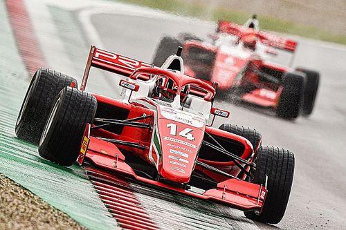 Смотрите прямо сейчас: гонка Формулы Regional в Имоле