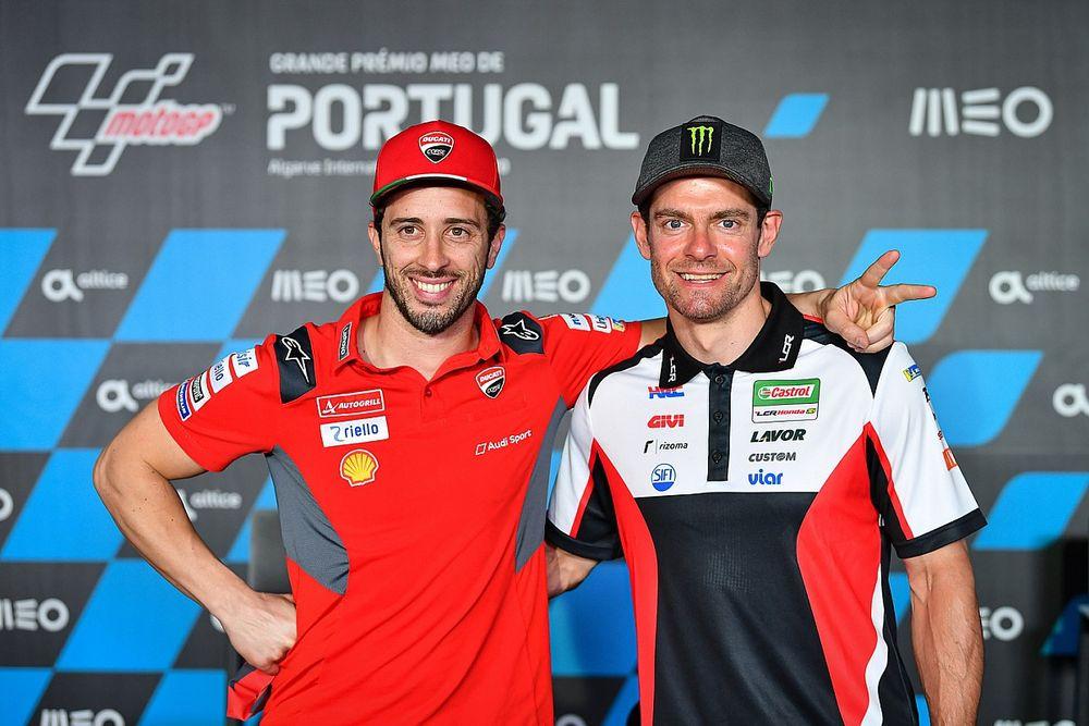 SRT Yamaha attend Dovizioso et offre le guidon à Xavi Vierge pour Aragón