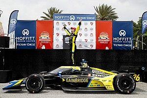 Hasil IndyCar GP St. Pete: Herta Raih Kemenangan