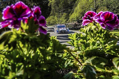 WRC: las fotos más espectaculares del sábado del Rally de Croacia