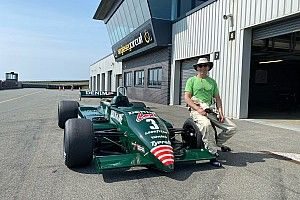 Ken Tyrrell to race Tyrrell 011 in Historic F1