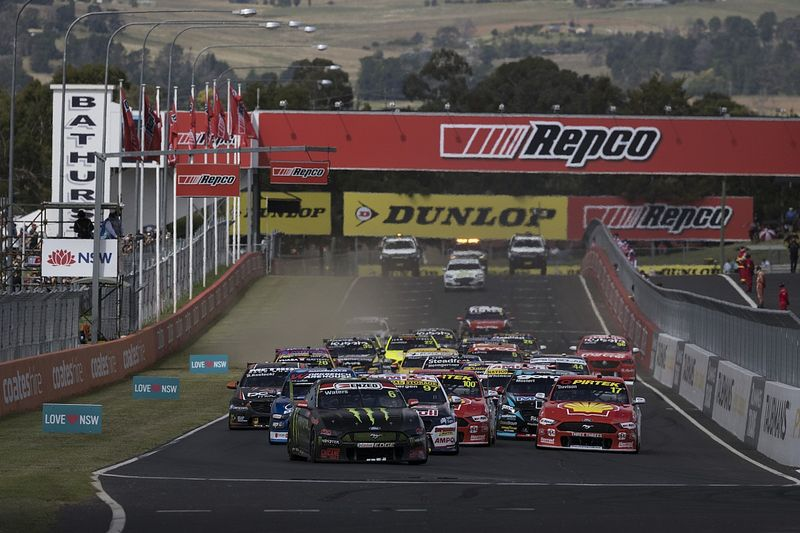 Supercars won't rule out Bathurst 1000 postponement