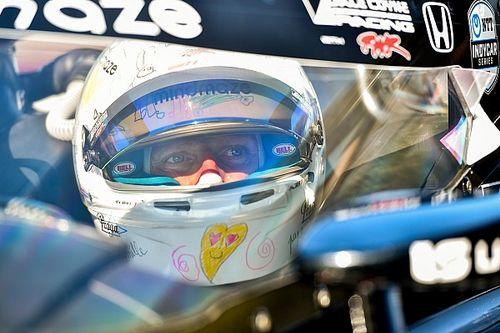 Liveblog: Grosjean was klaar met zijn achterhoedestrijd bij Haas