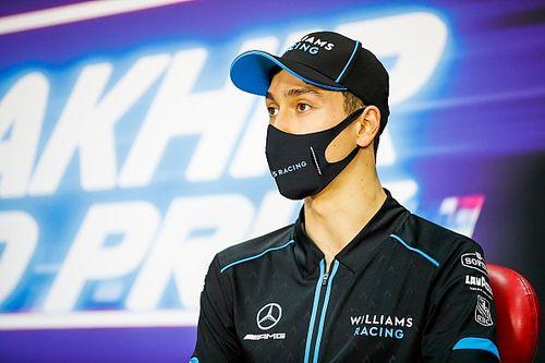 Williams retains Aitken as reserve driver for 2021 F1 season