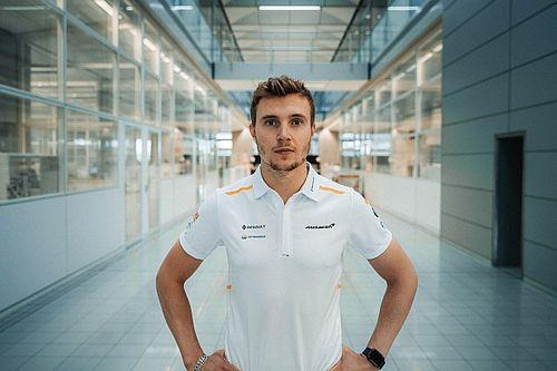 Sirotkin rezerwowym McLarena
