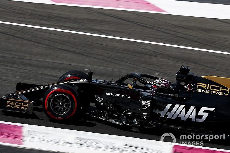 Haas traci sponsora