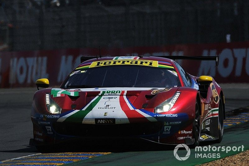 WEC, Prologo: Rebellion vicine alle Toyota. Ferrari sempre al top