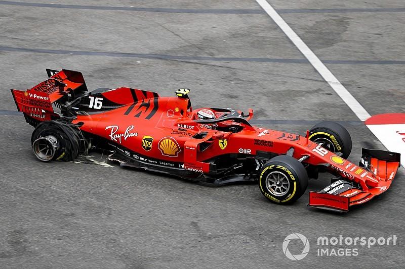 """Leclerc: """"Il risultato di oggi è figlio di quanto accaduto ieri in qualifica"""""""