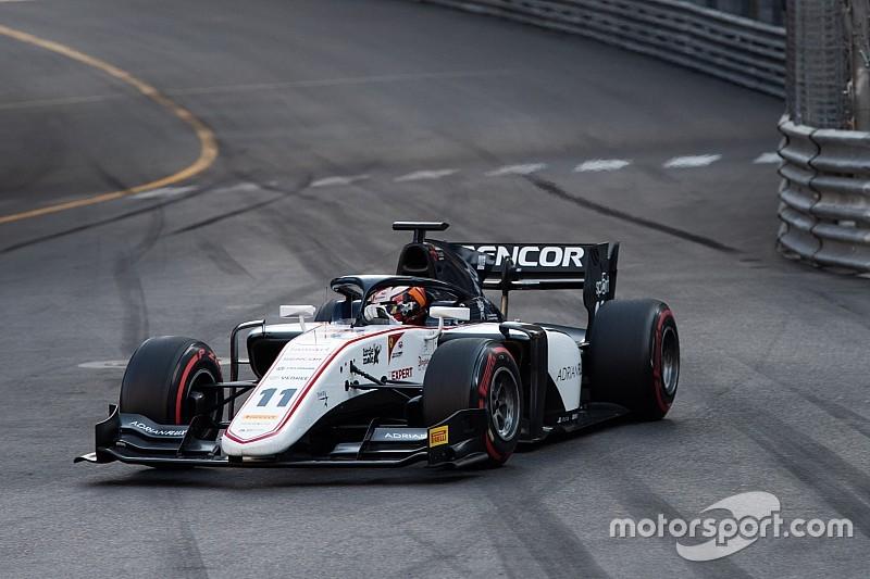 Fotostrecke: schweizer Ralph Boschung, Louis Delétraz und Sauber Junior Team am GP von Monaco