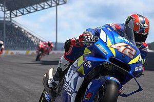 Horario y forma de ver la carrera virtual de MotoGP