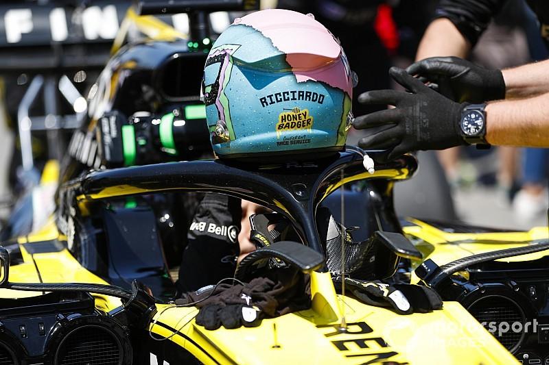 Ricciardo Rockyként készül a Brit Nagydíjra: ügyes (videó)