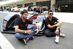 India's upcoming X1 Racing League launched at Buddh Circuit