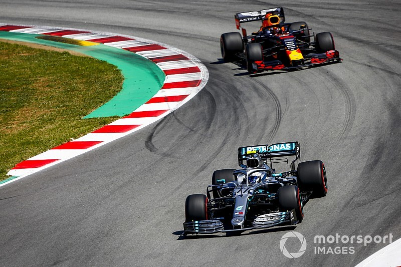 Verstappen: No corner where Red Bull was beating Mercedes