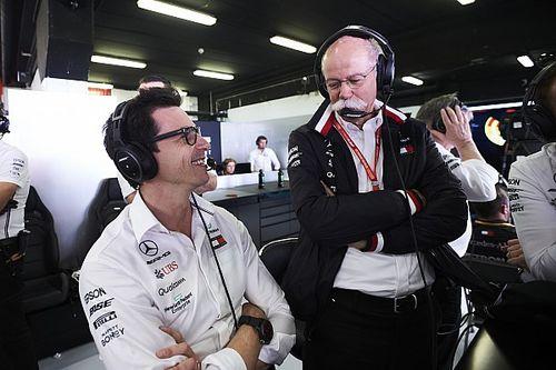 """Albers: """"Wolff-Mercedes ilişkisinde çatlaklar var"""""""