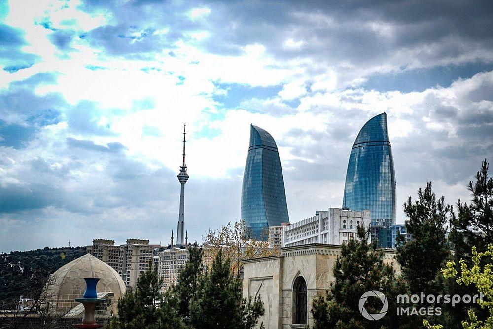 F1 2021: Confira os horários e como acompanhar o GP do Azerbaijão