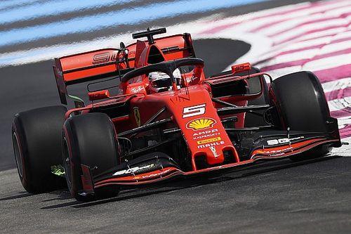 """Vettel: """"Moeten papieren met regels maar verbranden denk ik"""""""