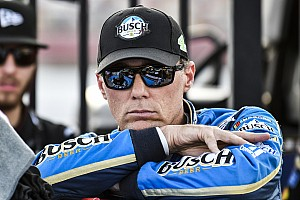 """Harvick opens up on winless streak: """"I'm beyond all the frustration"""""""