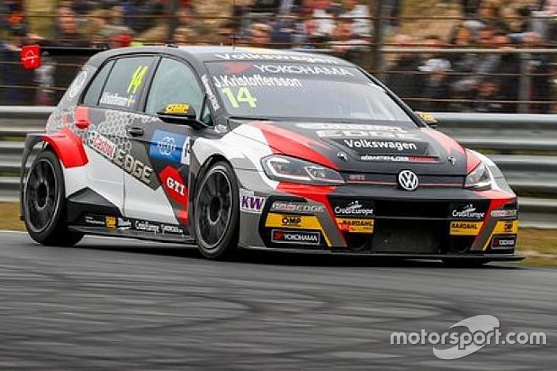 Incontestable victoria de Kristoffersson con Azcona 15º