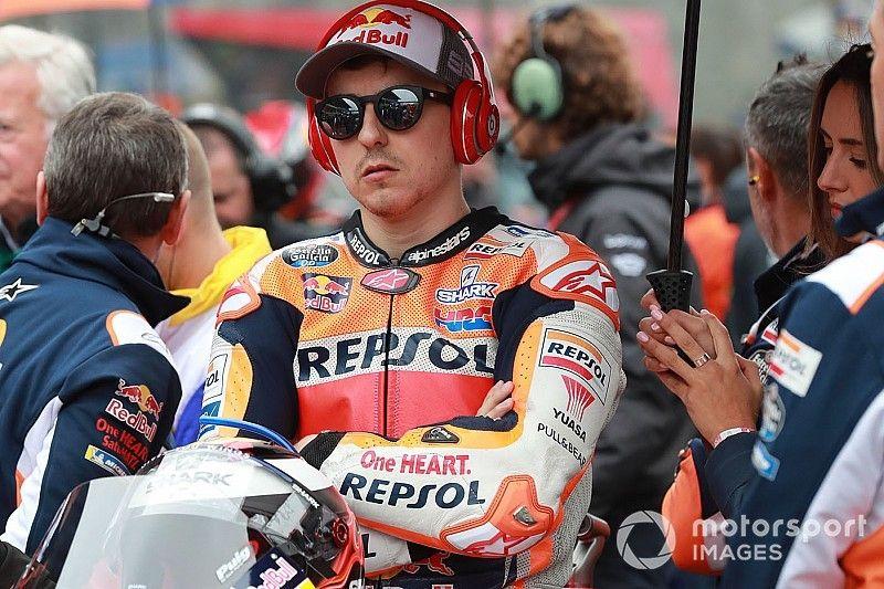 Lorenzo diz ter mais dificuldades na Honda do que tinha na Ducati