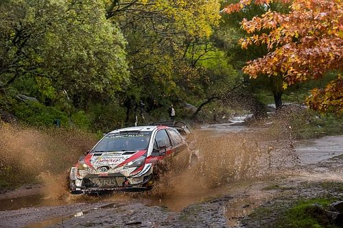 Argentina WRC: Meeke grabs early lead from Neuville