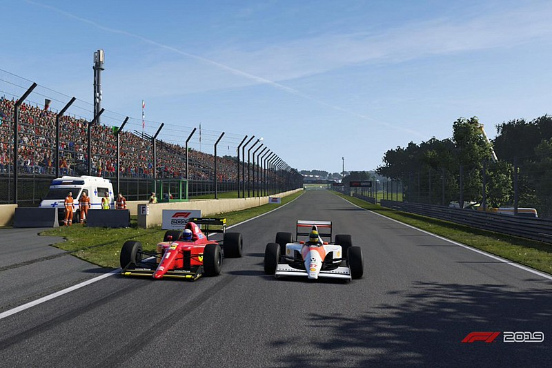 Why Codemasters kept F1 2019 driver transfers secret