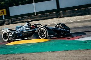 Mercedes ha compiuto il secondo test a Varano con la monoposto di Formula E