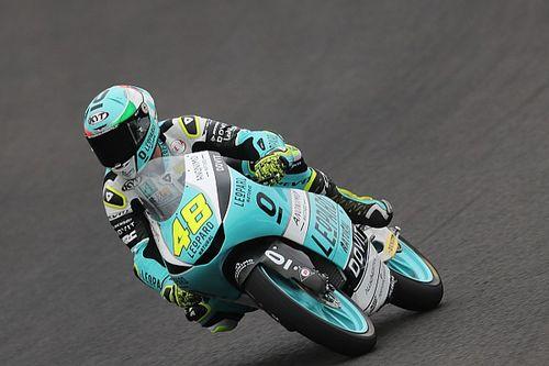 FP2 Moto3 Catalunya: Dalla Porta kuasai sesi