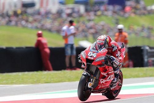 Dovizioso neemt Marquez niets kwalijk na touché in kwalificatie