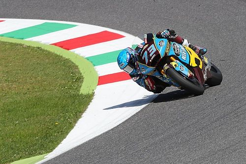 Moto2 Mugello: Marquez zegeviert voor tweede race op rij