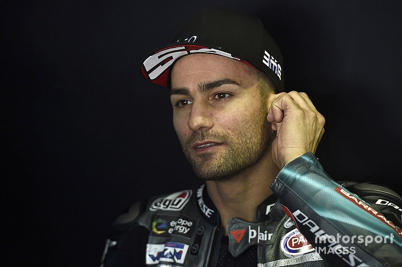 Pasini replaces Corsi at Tasca Moto2 squad