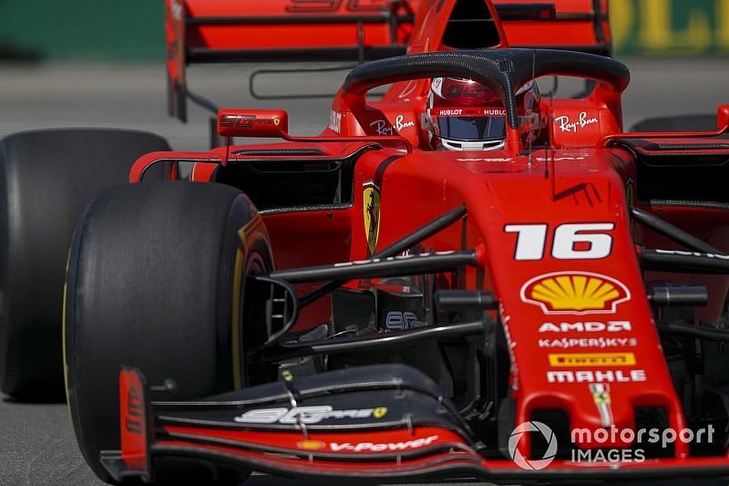 Hamilton bate e Leclerc faz o melhor tempo da sexta-feira no Canadá