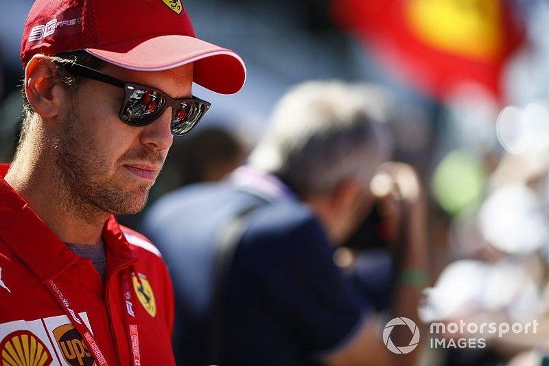 «Это не последняя надежда Ferrari». Феттель о Гран При Канады