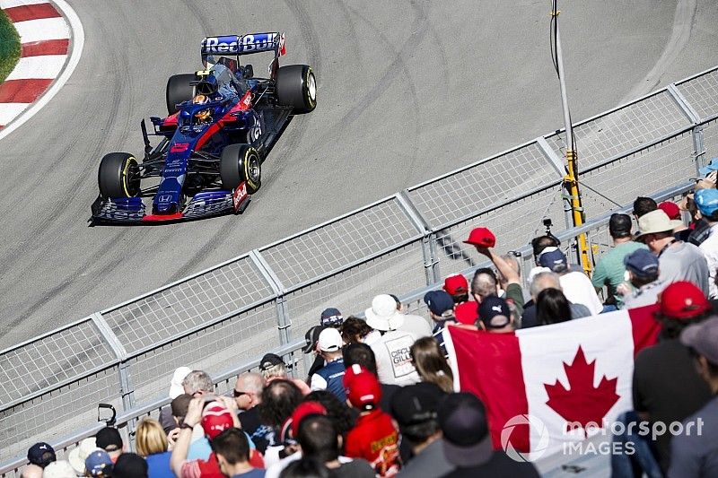 Formel 1 Montreal 2019: Das 2. Training im Formel-1-Live-Ticker
