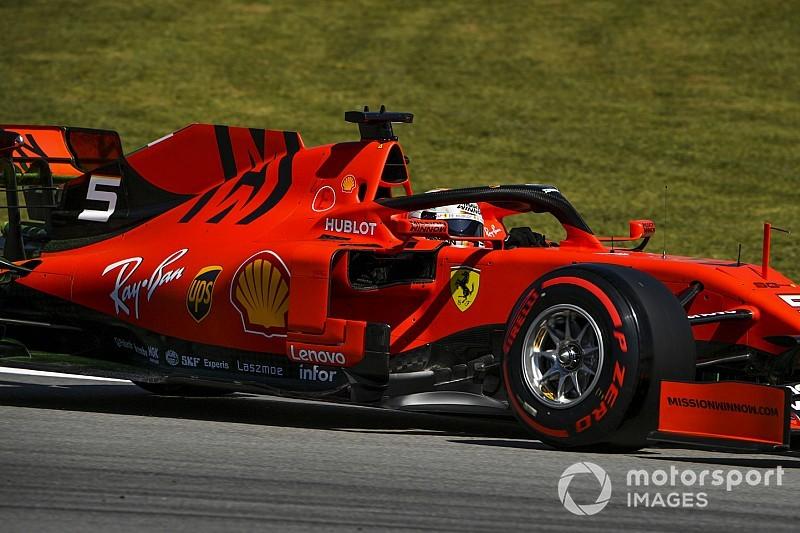 """Феттель назвав проблеми Ferrari """"більшими за ахіллесову п'яту"""""""