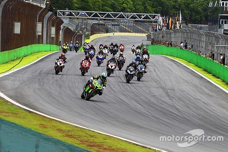 Yamaha confirma retorno ao SuperBike Brasil